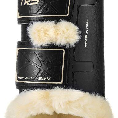 VEREDUS TRS Turnout Boot - SAVE THE SHEEP - REAR
